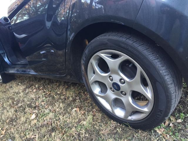 2011 Ford Fiesta SES 4dr Hatchback - San Antonio TX