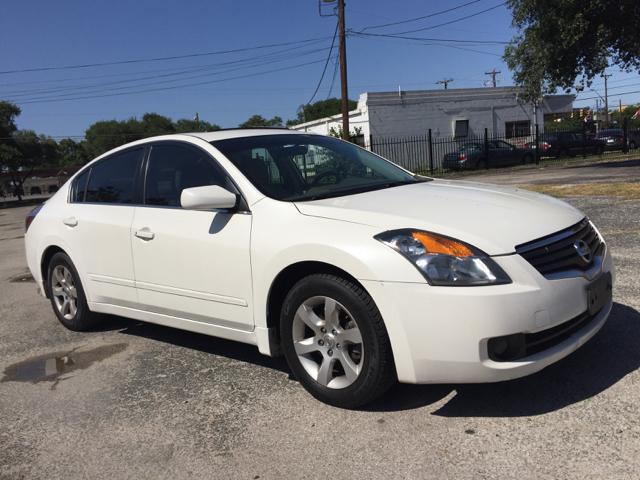 2009 Nissan Altima 2.5 S 4dr Sedan CVT - San Antonio TX