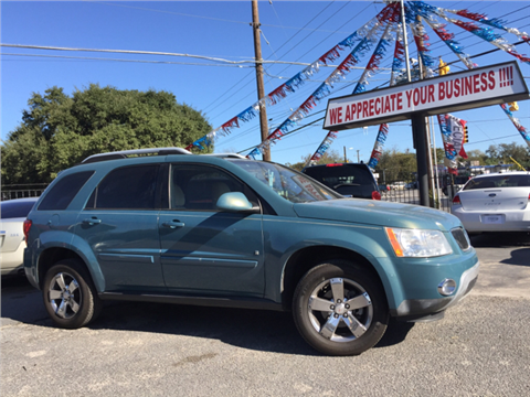 2008 Pontiac Torrent for sale in San Antonio, TX