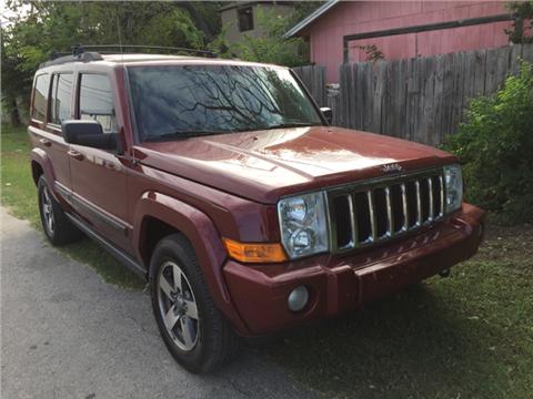 2008 Jeep Commander for sale in San Antonio, TX