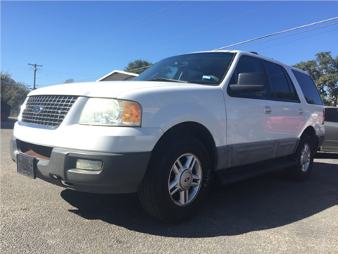 2003 Ford Expedition for sale in San Antonio, TX