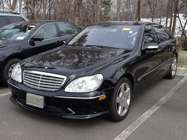 Document moved for Mercedes benz s class 2005 for sale