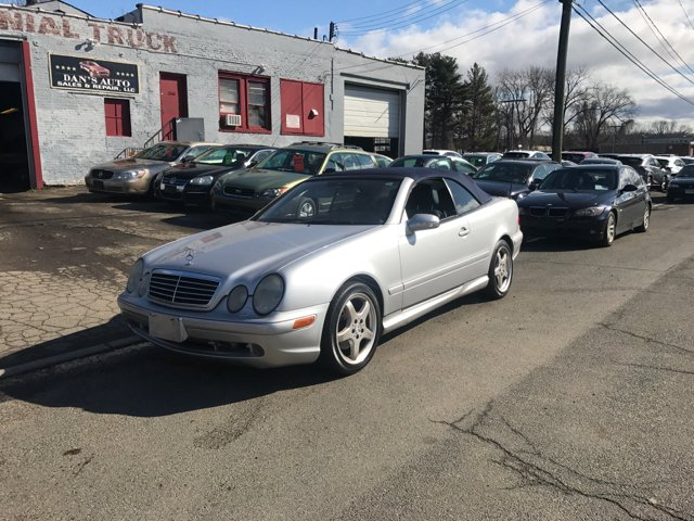 2003 Mercedes-Benz CLK CLK 430 2dr Cabriolet - East Hartford CT