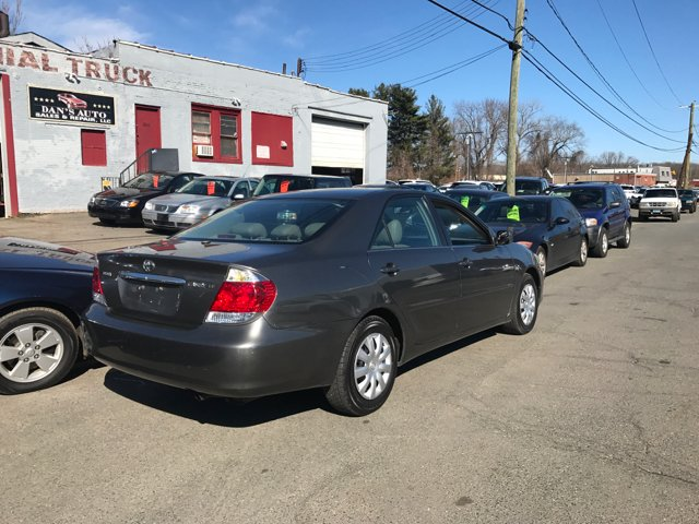 2006 Toyota Camry LE 4dr Sedan w/Automatic - East Hartford CT