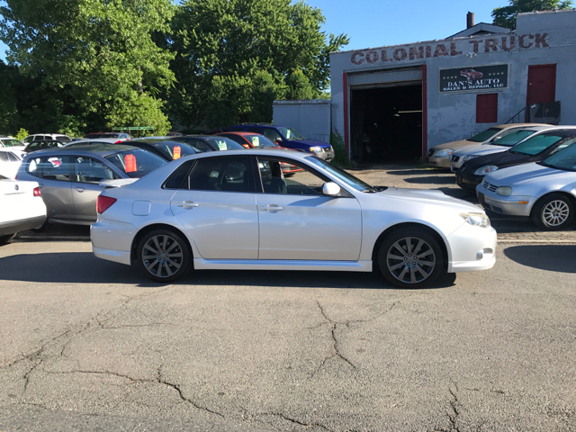2008 Subaru Impreza WRX Premium Package AWD 4dr Sedan 5M w/VDC - East Hartford CT