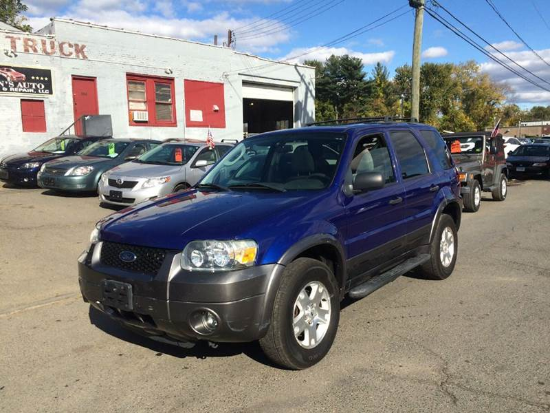 2006 Ford Escape XLT Sport AWD 4dr SUV - East Hartford CT