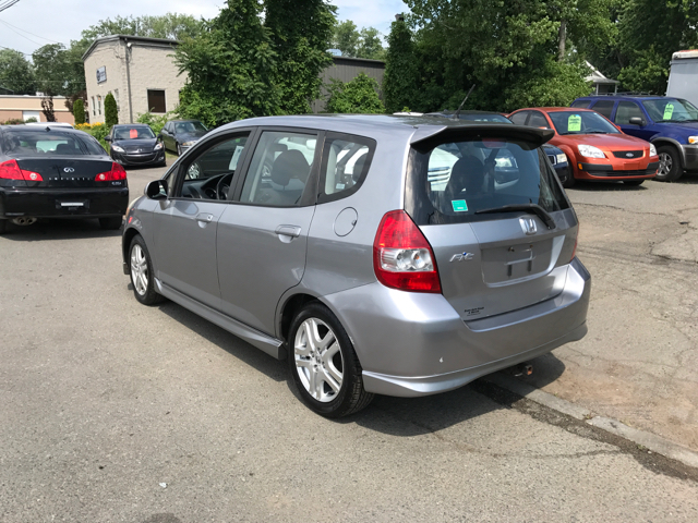 2007 Honda Fit Sport 4dr Hatchback 5M - East Hartford CT