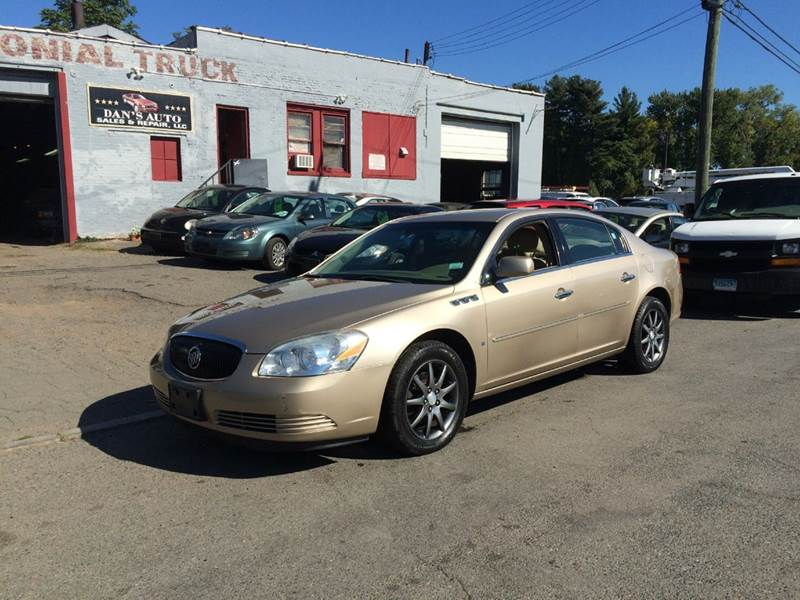 2006 Buick Lucerne CXL V6 4dr Sedan - East Hartford CT