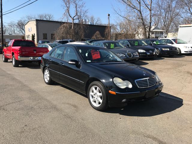 2002 Mercedes-Benz C-Class C 320 4dr Sedan - East Hartford CT
