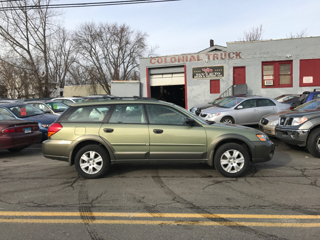 2005 Subaru Outback AWD 2.5i 4dr Wagon - East Hartford CT
