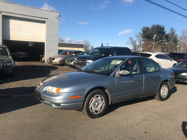 2001 Saturn S-Series SL2 4dr Sedan - East Hartford CT