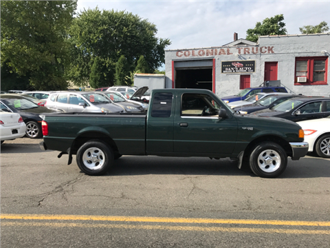 2002 Ford Ranger for sale in East Hartford, CT