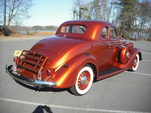 1936 dodge brothers six 5 window coupe in fort lawn sc for 1936 dodge 5 window coupe