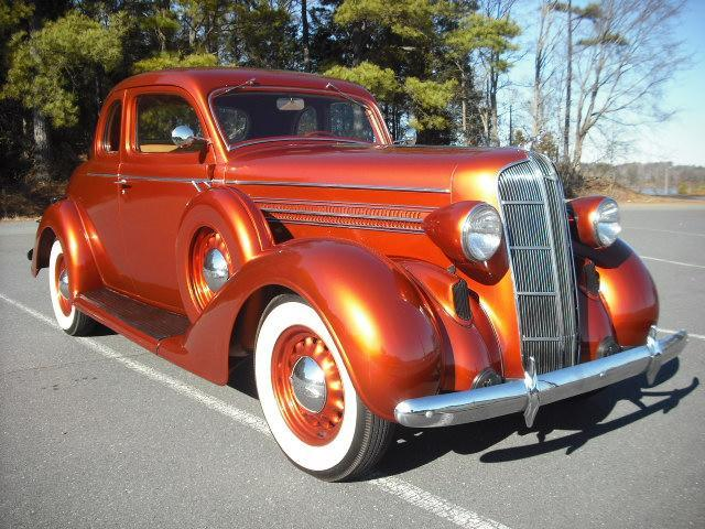 1936 dodge brothers six 5 window coupe for sale in fort