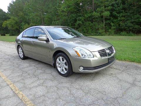 2005 Nissan Maxima for sale in Fort Lawn, SC