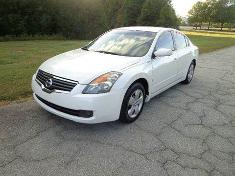 2008 Nissan Altima for sale in Fort Lawn, SC