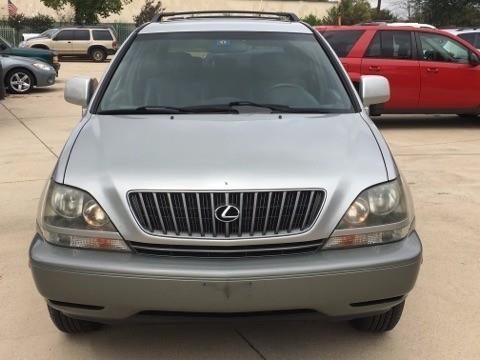 2000 Lexus RX 300 for sale in Dallas, TX