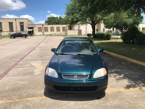 1996 Honda Civic for sale in Dallas, TX