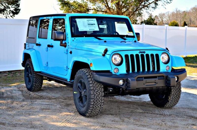 2017 jeep wrangler for sale in delaware. Black Bedroom Furniture Sets. Home Design Ideas