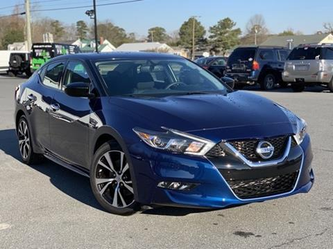 2018 Nissan Maxima for sale in Millsboro, DE