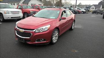 2014 Chevrolet Malibu for sale in Millsboro, DE