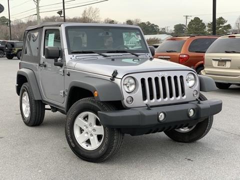 2018 Jeep Wrangler for sale in Millsboro, DE