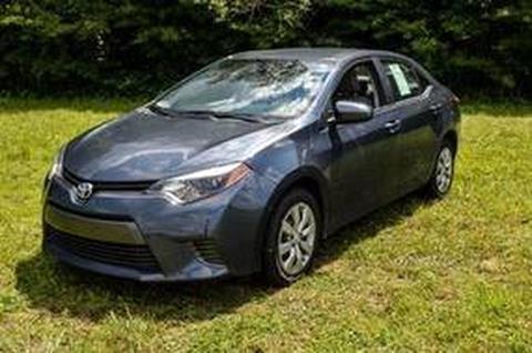 2016 Toyota Corolla for sale in Millsboro, DE