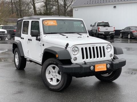 2018 Jeep Wrangler Unlimited for sale in Millsboro, DE