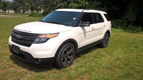 2015 Ford Explorer for sale in Millsboro, DE