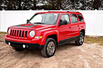 2017 Jeep Patriot for sale in Millsboro, DE