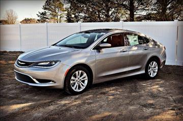 2016 Chrysler 200 for sale in Millsboro, DE
