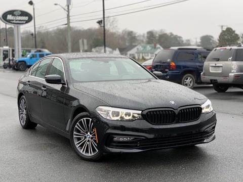 2018 BMW 5 Series for sale in Millsboro, DE