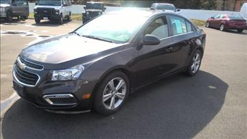 2015 Chevrolet Cruze for sale in Millsboro, DE