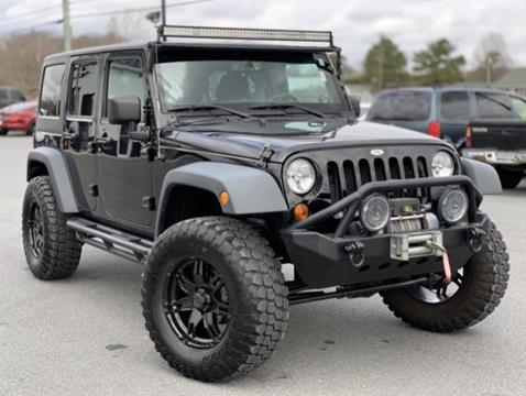 2013 Jeep Wrangler Unlimited for sale in Millsboro, DE