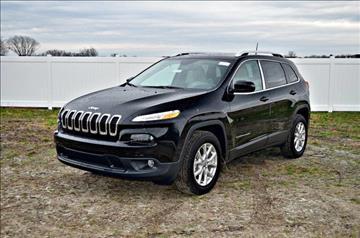 2017 Jeep Cherokee for sale in Millsboro, DE