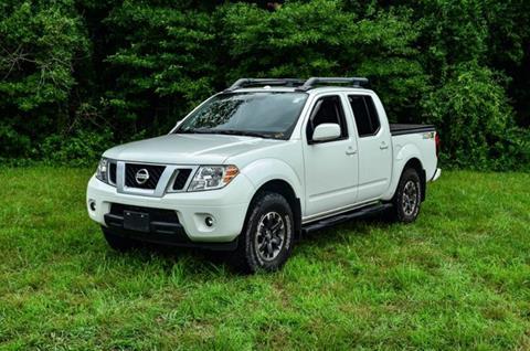 2015 Nissan Frontier for sale in Millsboro, DE