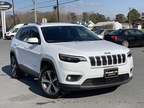 2019 Jeep Cherokee for sale in Millsboro, DE