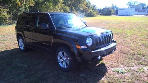 2014 Jeep Patriot for sale in Millsboro, DE