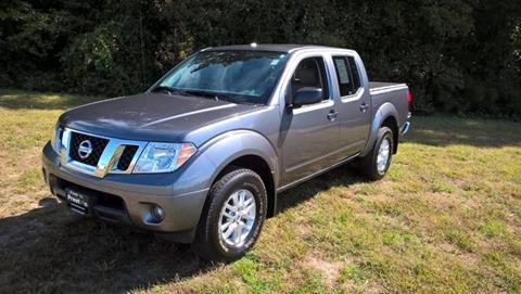 2016 Nissan Frontier for sale in Millsboro, DE