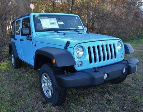 2017 Jeep Wrangler Unlimited for sale in Millsboro, DE