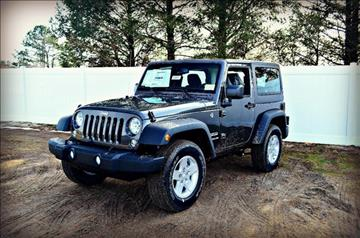 2017 Jeep Wrangler for sale in Millsboro, DE