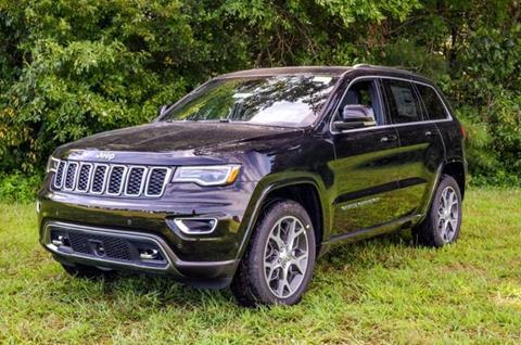 2018 Jeep Grand Cherokee for sale in Millsboro, DE