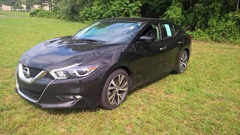 2017 Nissan Maxima for sale in Millsboro, DE