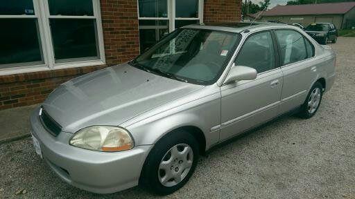 1998 Honda Civic