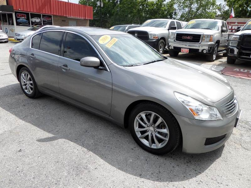 2008 INFINITI G35 JOURNEY 4DR SEDAN graphite metallic 2-stage unlocking doors abs - 4-wheel act