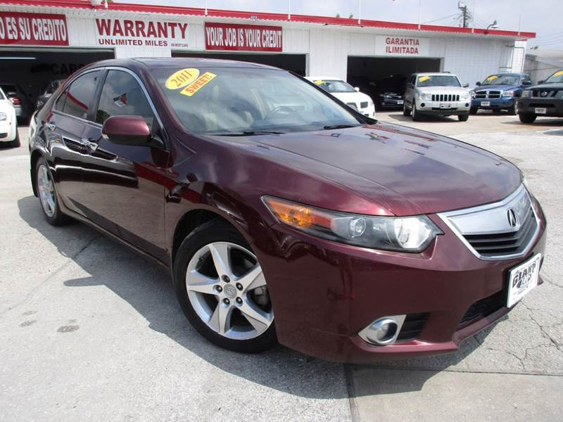 2011 ACURA TSX BASE 4DR SEDAN 5A basque red pearl whats new for 2011      the 2011 acura tsx feat