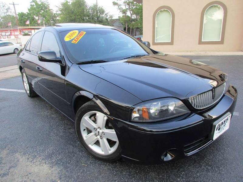 2006 LINCOLN LS SPORT 4DR SEDAN black abs - 4-wheel air filtration airbag deactivation - occupa