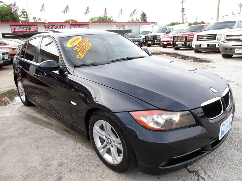 2008 BMW 3 SERIES 328I 4DR SEDAN SA monaco blue metallic great price range and best buy under 10k