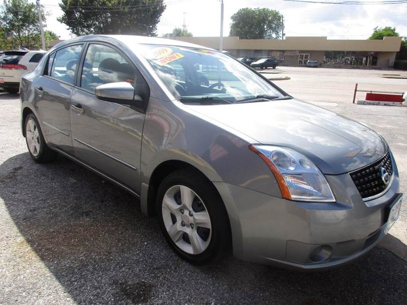 2009 NISSAN SENTRA 20 4DR SEDAN CVT gray nobody walks is our signature motto and that simply m