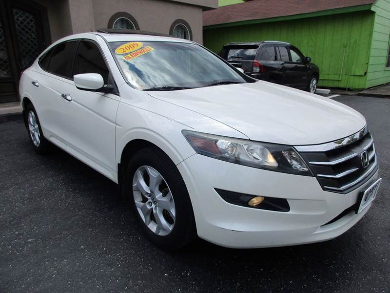 2010 HONDA ACCORD CROSSTOUR EX-L 4DR CROSSOVER white 2-stage unlocking doors abs - 4-wheel activ